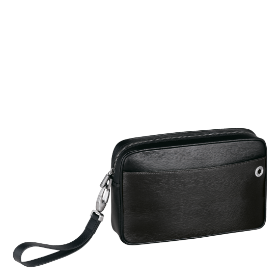 MONTBLANC OUTLET & 4810 WESTSIDE CLUTCH BAG WITH ZIP